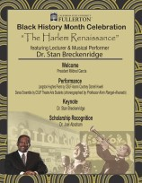 CSUF_Black History Month_2015_Program
